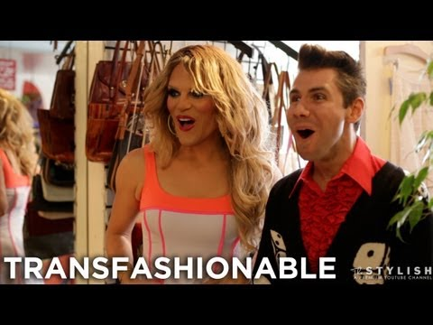 dragqueen - The Stylish presents Transfashionable Episode 3, hosted by Jonny Makeup. Watch as fabulous drag queen Willam Belli gives punk girl Heather a major make-UNDER...
