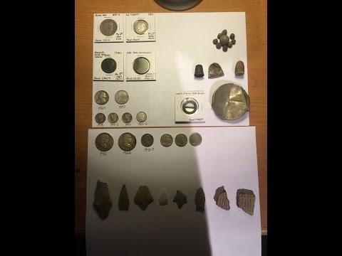 Metal Detecting 2014 Wrap-Up