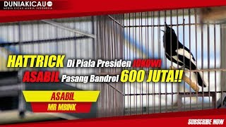 Video ASABIL Pasang Bandrol 600 JUTA Setelah HATTRICK Di Piala Presiden JOKOWI MP3, 3GP, MP4, WEBM, AVI, FLV Juni 2018