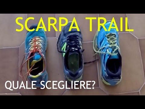 Scarpe Trail Running: la mia opinione dopo averle testate