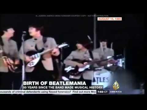 The Birth of Beatlemania