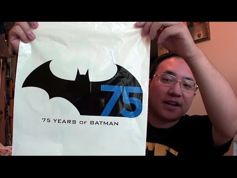 Comic Haul - Batman Day, Get Pop-Cultured, B&N