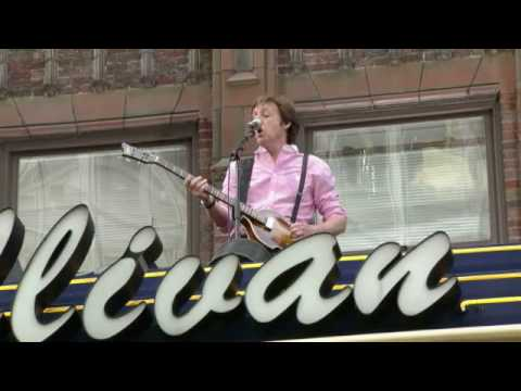 Video PAUL McCARTNEY Coming Up download in MP3, 3GP, MP4, WEBM, AVI, FLV January 2017