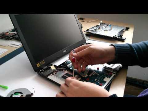 Acer Aspire E15 Series (E5 571G P 572) RAM memory Arbeitsspeicher SSD / HDD Upgrade Notebook