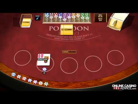 How to Play Pontoon – OnlineCasinoAdvice.com