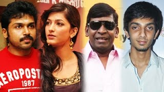 Karthi- Shruthi- Anirudh&Vadivelu to team up !!!