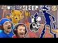 Download Video AMONG THE SLEEP!  My Teddy Bear is ALIVE! FGTEEV Tired Chase & Duddy