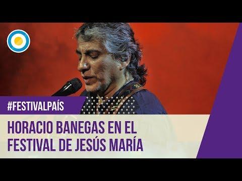 Festival de Jesús María 14-01-11 Horacio Banegas