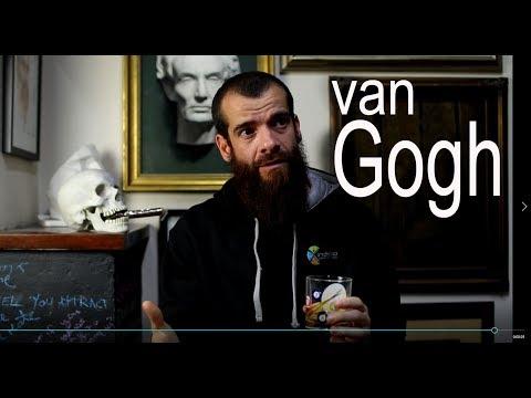 Van Gogh and why I love his artistry. Cesar Santos vlog 015