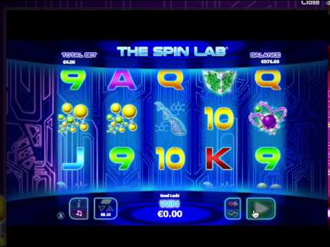 The Spin Lab Slot from NextGen Gaming