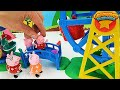 Best Peppa Pig Learning Video for Kids - George's Birthday Party Adventure!