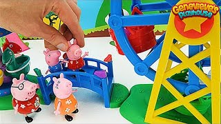Download Video Best Peppa Pig Learning Video for Kids - George's Birthday Party Adventure! MP3 3GP MP4