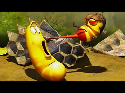 LARVA - BEE STING | Cartoon Movie | Cartoons For Children | Larva Cartoon | LARVA Official - Thời lượng: 41 phút.