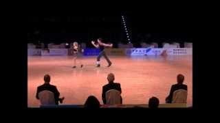 Ekaterina Tikhonova & Ivan Klimov - World Dance Sport Games 2013