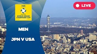 Video JPN v USA - 2017 Men's World Grand Champions Cup MP3, 3GP, MP4, WEBM, AVI, FLV Mei 2018