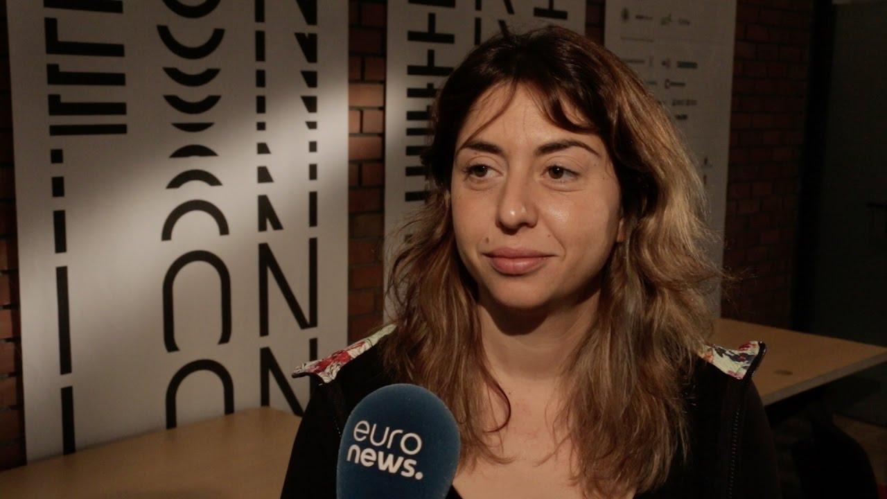 57ο Φεστιβάλ Κινηματογράφου Θεσ/νίκης: Η Σοφία Εξάρχου στο Euronews