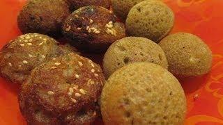 Sweet paniyaram/ Appam/ Unni Appam/ Traditional method&Cake pop maker - in Tamil