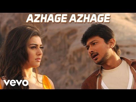 Video Oru Kal Oru Kannadi - Azhage Azhage Video | Udhayanidhi, Hansika download in MP3, 3GP, MP4, WEBM, AVI, FLV January 2017