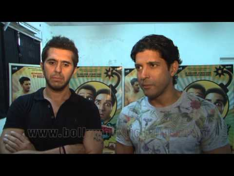 Why Farhan and Ritesh produce Bangistan