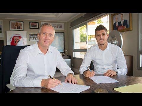 Welcome Stevan Jovetic - AS MONACO