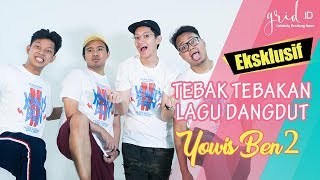 Video TEBAK TEBAKAN LAGU DANGDUT | GAMES TEBAK TEBAKAN | Yowis Ben 2 MP3, 3GP, MP4, WEBM, AVI, FLV Maret 2019