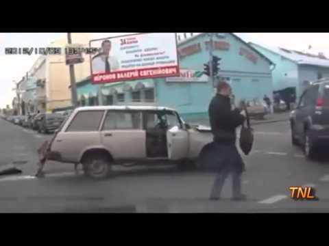 Auf Russlands Strassen