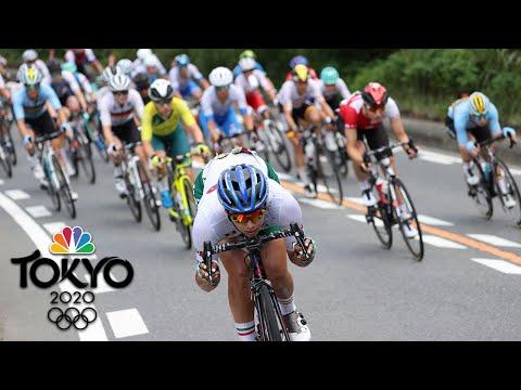 Austria's Anna Kiesenhofer shocks the world with road race gold | Tokyo Olympics | NBC Sports