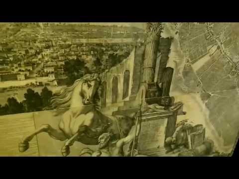 Giovanni Carafa duca di Noja (1750) Mappa topografica della città di Napoli