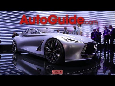 infiniti q80 concept - motor show parigi 2014