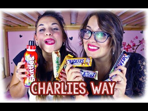 Barrette di cioccolato tutti i gusti + 1 - CharliesWay2012