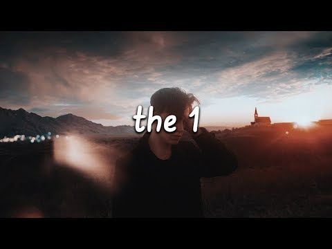 Quote of the day - blackbear - the 1 (tarro Remix)