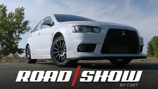 Mitsubishi saves the best Lancer Evolution for last by Roadshow