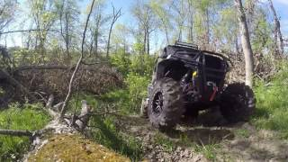 7. RZR S 900 spring afternoon ride