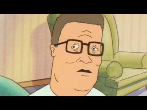 Hank Hill on Feelings