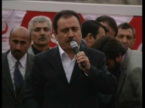 Video Muhsin Yazıcıoğlu Maraş Çağlayancerit mitingi sonrası helikopter düştü. download in MP3, 3GP, MP4, WEBM, AVI, FLV January 2017