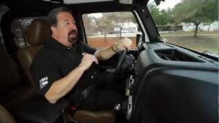 2012 Jeep Wrangler Sahara 4X4 Review And Test Drive - Car Pro