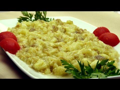 Eggplant Salad Recipe – Turkish Recipe for Baba Ganoush
