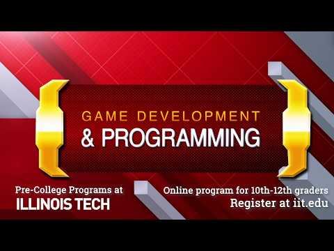 Illinois Tech Online Precollege STEM Programs