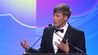 Dustin Lance Black delivers Keynote at 2013 Black Tie Dinner