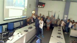 Cesano Maderno Italy  city pictures gallery : ARISS School Contact - EU309 - Scuola Media