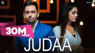 JUDAA : Harf Cheema (Full Video) Sukhe | Tanya | Satti Dhillon | Sad Song | GK.DIGITAL | Geet MP3