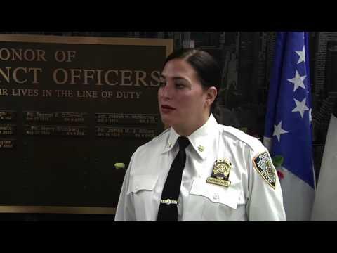 Η Κρητικιά που διοικεί αστυνομικό τμήμα στη Νέα Υόρκη