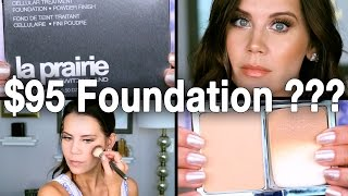 $95 FOUNDATION WTF? | First Impressions by Glam Life Guru