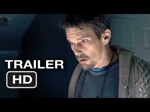 Sinister Trailer (2012) - Ethan Hawke Horror Movie HD