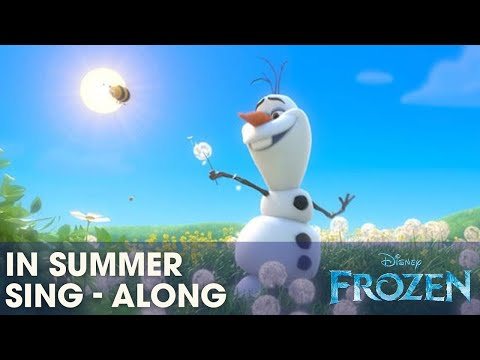 Summertime Sing-A-Long!