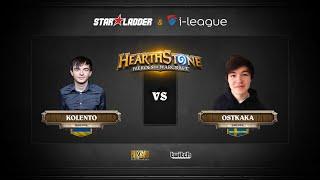 Ostkaka vs Kolento, game 1