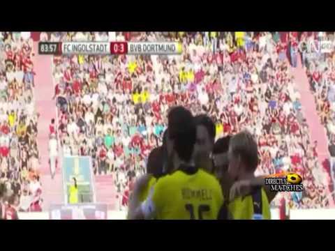 香川ブンデス今季初ゴール