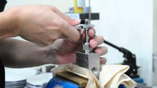video thumbnail High pressure(HP) Needle Valve 1/4 inch 60000 psig Straight youtube