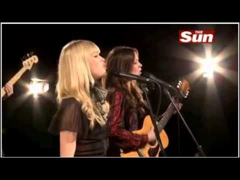 The Pierces - Alejandro (Lady Gaga Cover)