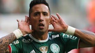 Curtam nossa página: http://www.facebook.com/LeandroSportsVideos Palmeiras vence o Vitória na arena e recupera a liderança...
